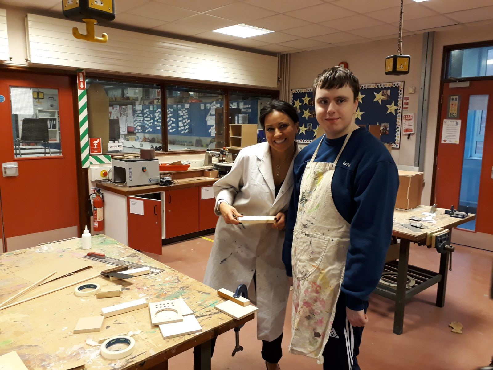 priory integrated college tor bank school visit